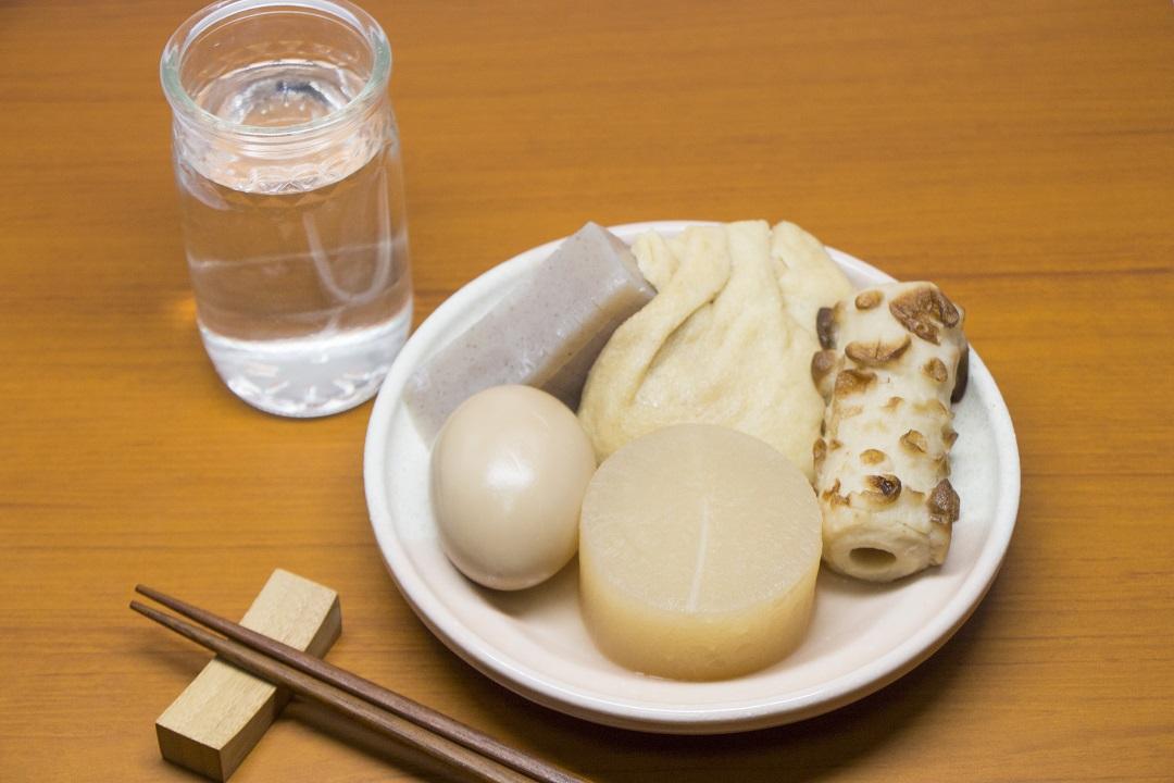 昆虫食に合う日本酒